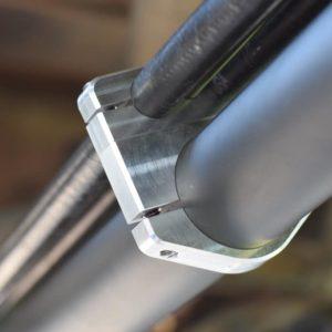 offroad brakeline clamp
